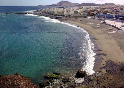 Playa de El Burrero, Gran Canaria